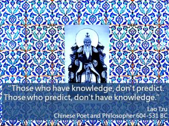 Knowledge Predict quote Lao Tzu