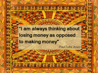 Paul Tudor Jones losing +making money
