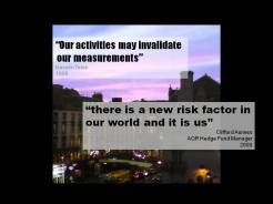 Quote Asness new risk factor