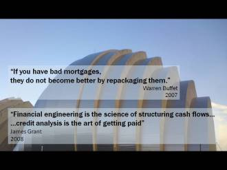 Quote Buffet bad mortgages