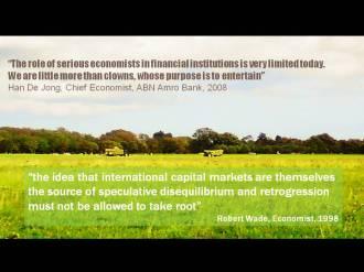 Quote DeJong economists clowns