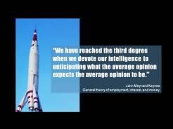 Quote Keynes intelligence average opinion