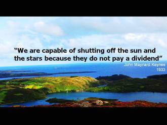 Quote Keynes sun stars dividend