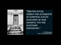 Quote philosopher probability future outcomes