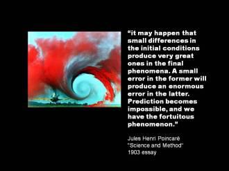 Quote Poincare error prediction