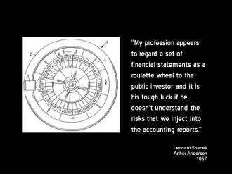 Quote Spacek financial statements roulette wheel