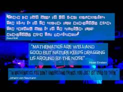 Quote von Neumann Bott Einstein mathematics