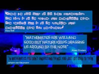 Quote von Neumann Bott Einstein mathematics