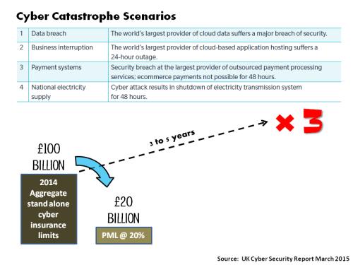 Cyber Catastrophe Scenario
