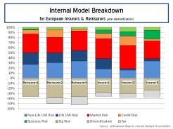 Internal Model Breakdown for European Insurers and Reinsurers