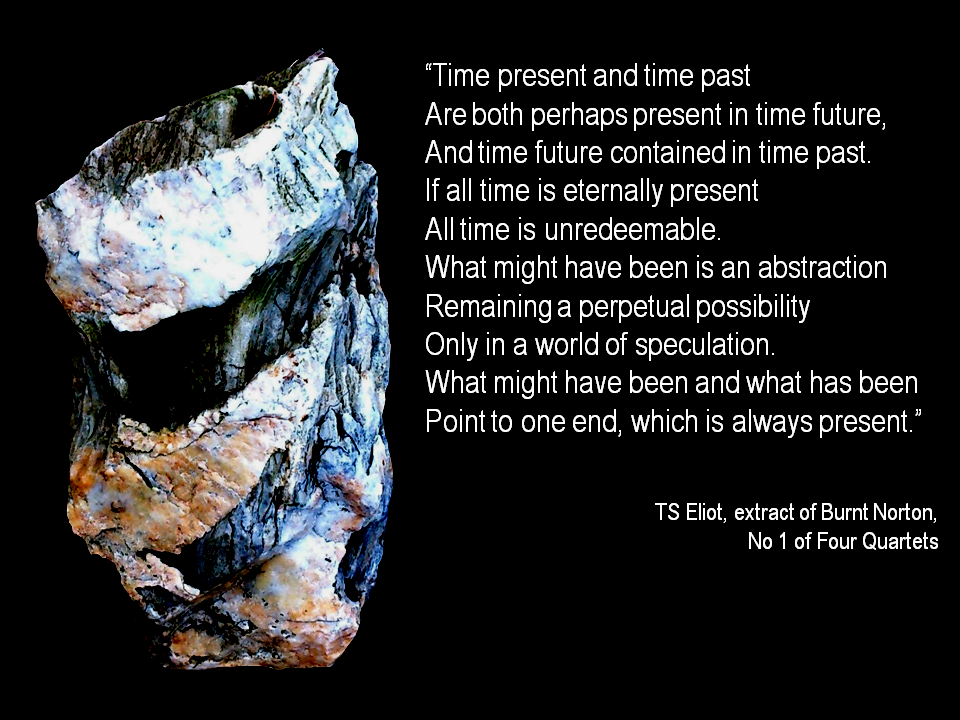 Ts Eliot Quote Time Present Time Past Time Future Deconstructingrisk