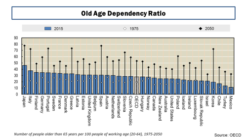 Old Age Dependency Ratio
