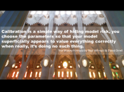 Paul Wilmott quote caibration hiding model risk